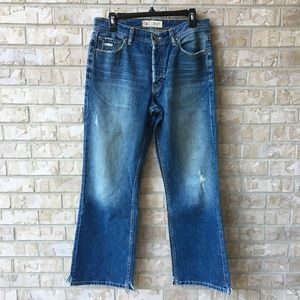 BKE 67 Buckle Denim Jeans Men's Size 30 Short